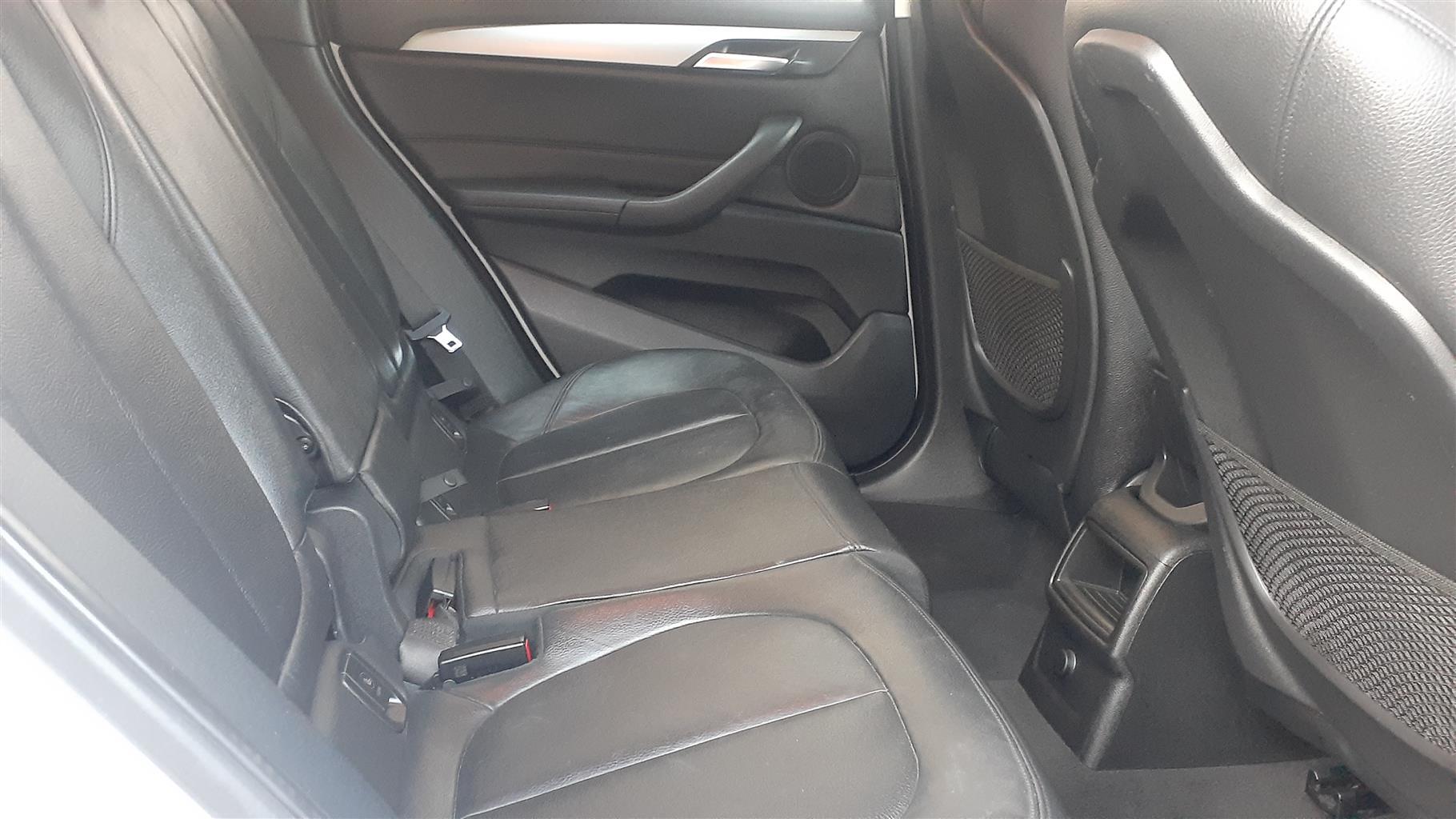 2016 BMW X1 sDrive20i auto