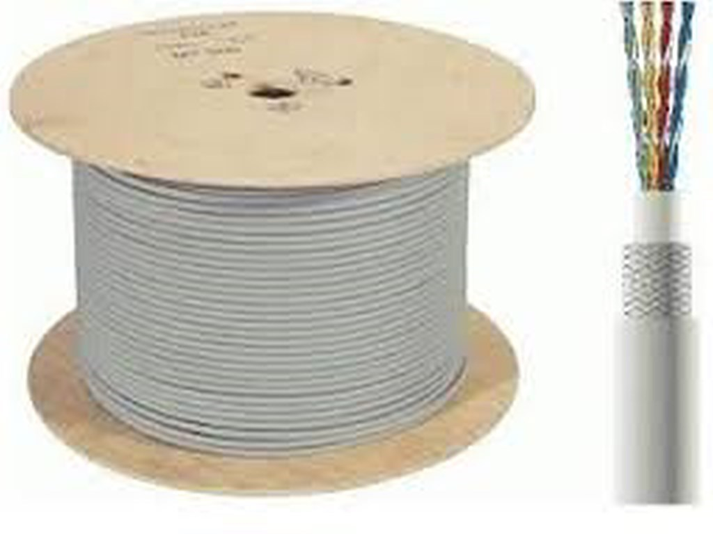 Cat 6 UTP / LAN / Ethernet cable. Pure, solid copper 1Gb cable. High end. From R
