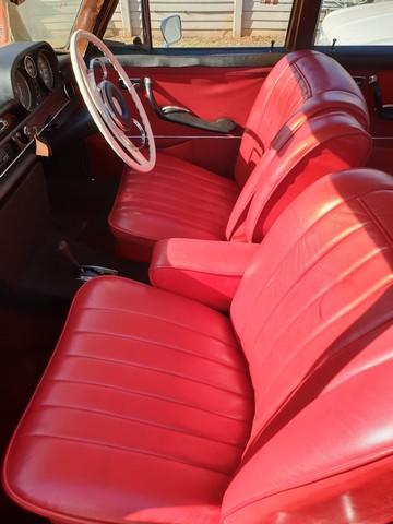 1968 Mercedes 280