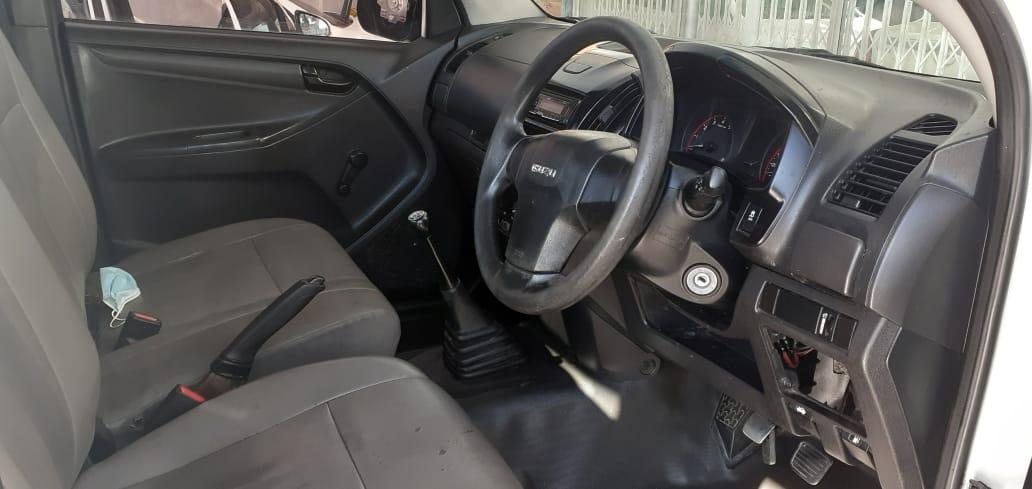 Isuzu KB 250 Single Cab