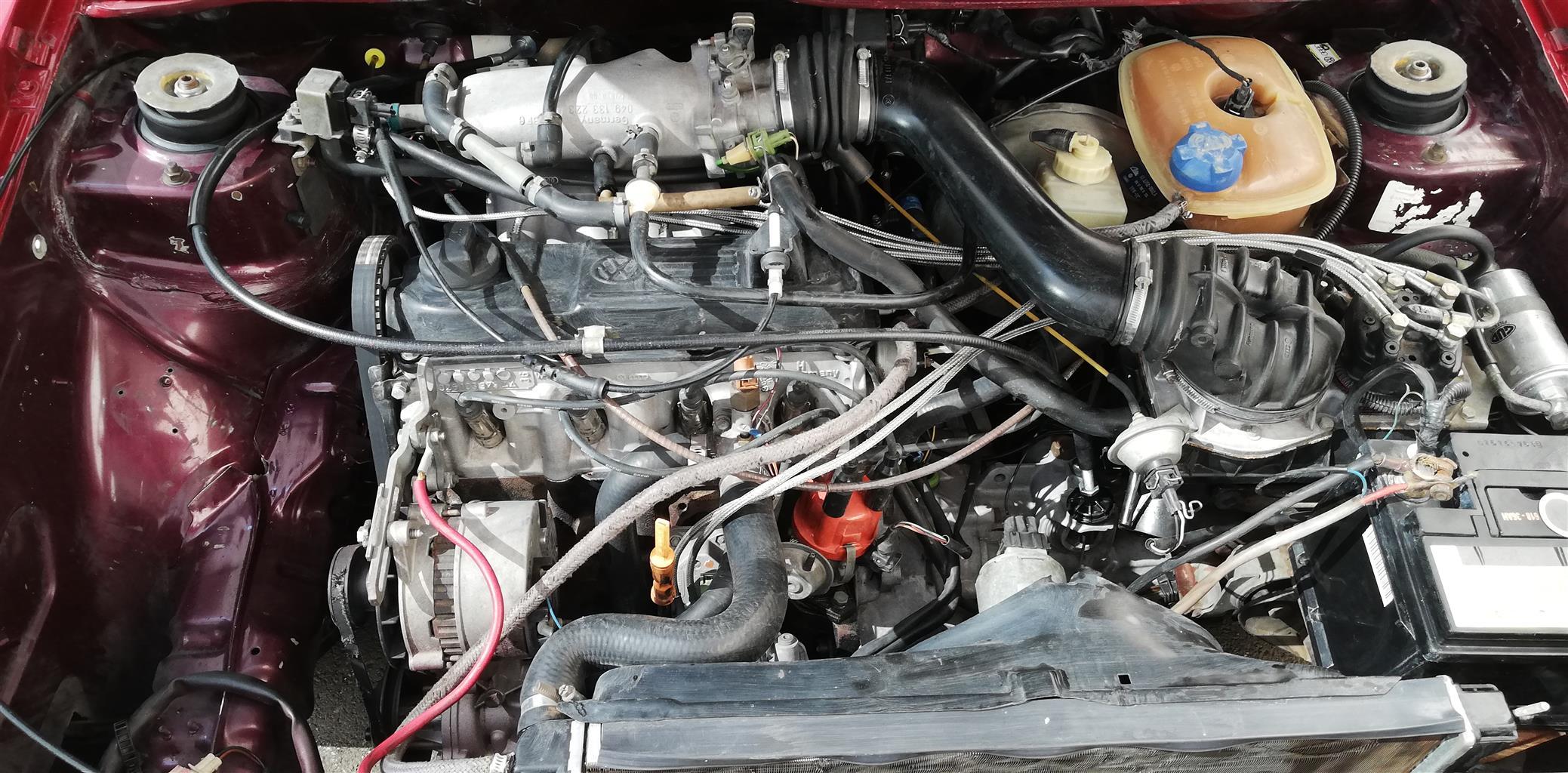 1995 VW Citi CITI 1.8i