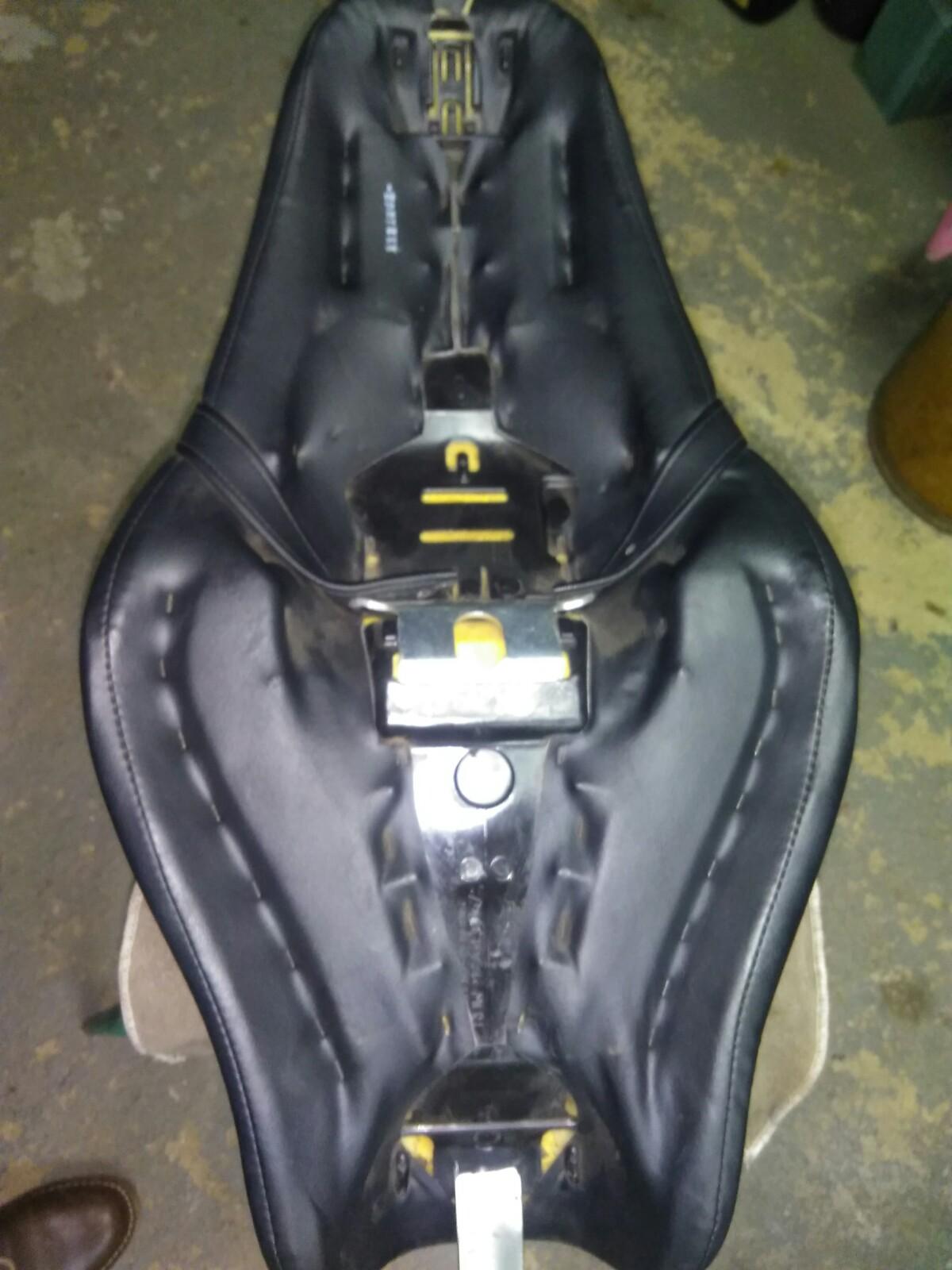 Harley Davidson Sportster seat