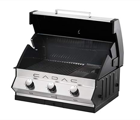 Meridian 4 Drop In Gas Braai for sale - Brand new