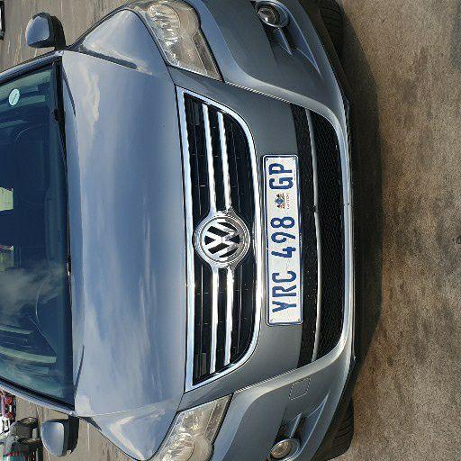 2009 VW Tiguan 1.4TSI 110kW Trend&Fun