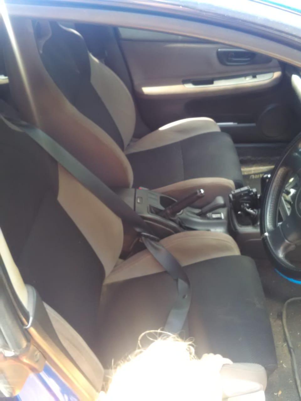 2006 Subaru Impreza 2.0 R hatch