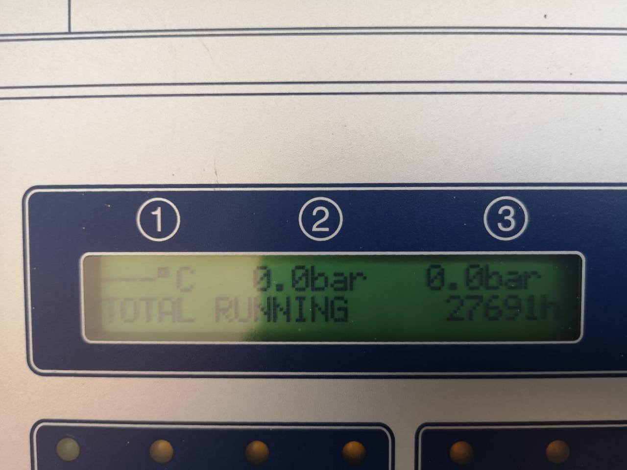 Compair L90 Screw Compressor for sale