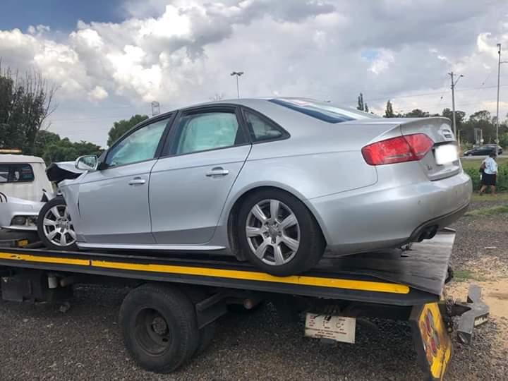 Audi A4 B8 18tfsi Cdh Stripping For Spares Junk Mail