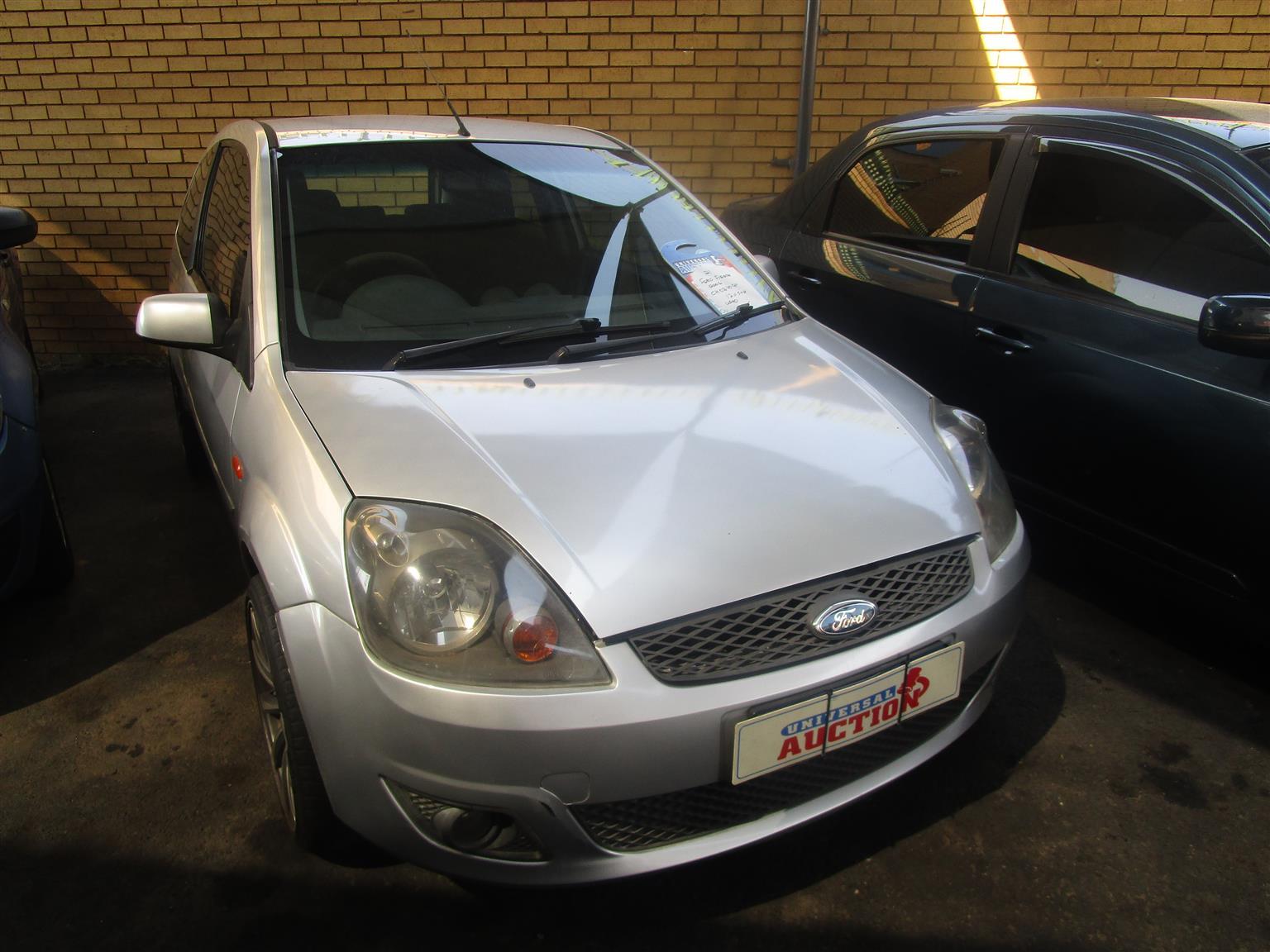 2006 Ford Fiesta 1.4 5 door Trend