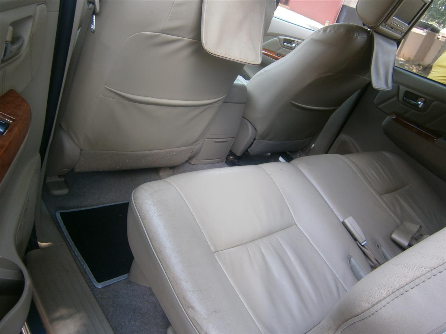 2011 Toyota Fortuner 3.0D 4D 4x4