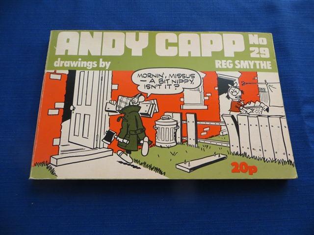 Andy Cap boek