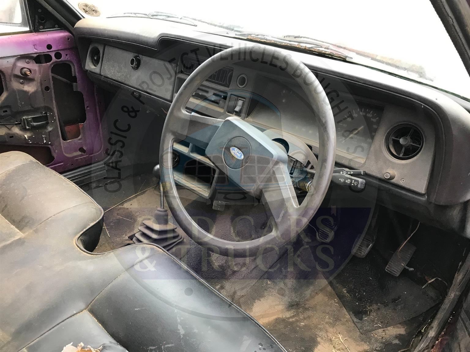 Ford Cortina Bakkie