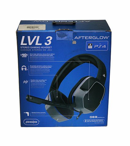AfterGlow PS4 Headsets