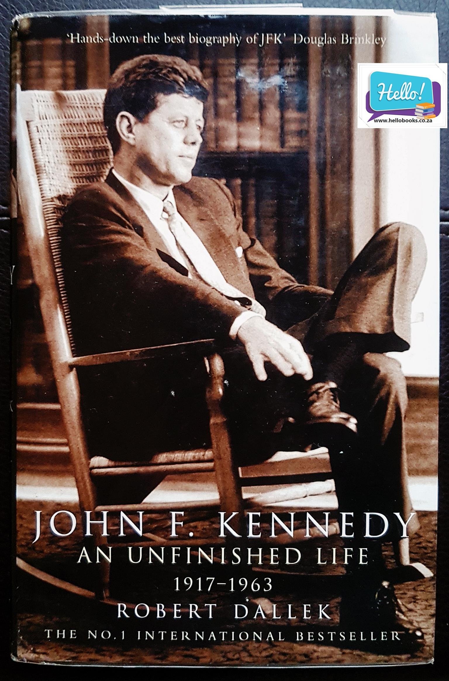 Robert Dallek John F. Kennedy