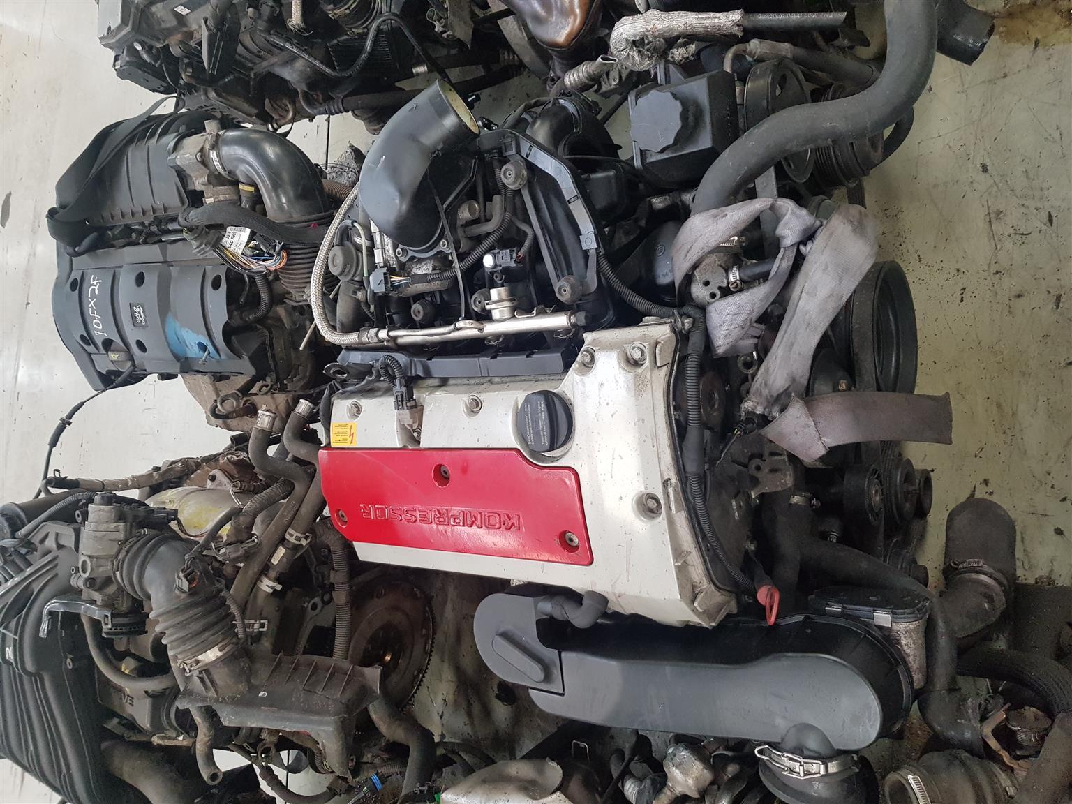 MERCEDES BENZ C230K E230 (111956) ENGINE FOR SALE