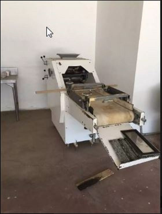 FULL BAKERY EQUIPMENT FOR SALE