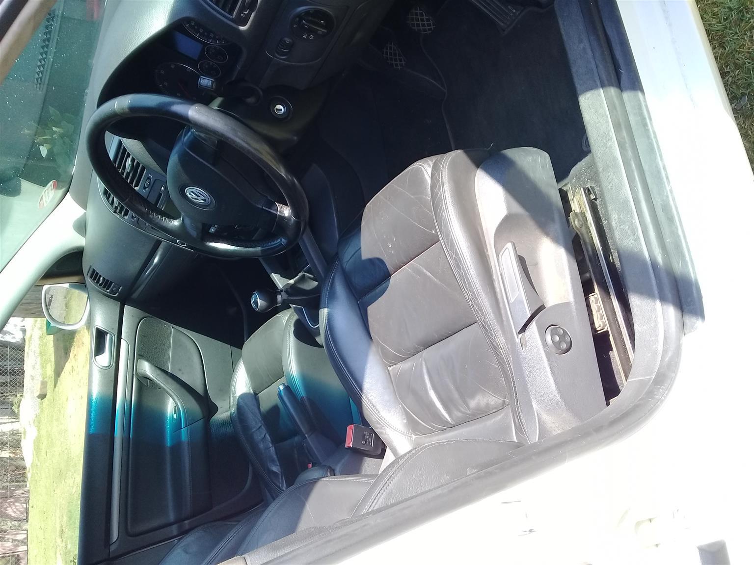2004 VW Golf 1.9TDI Comfortline