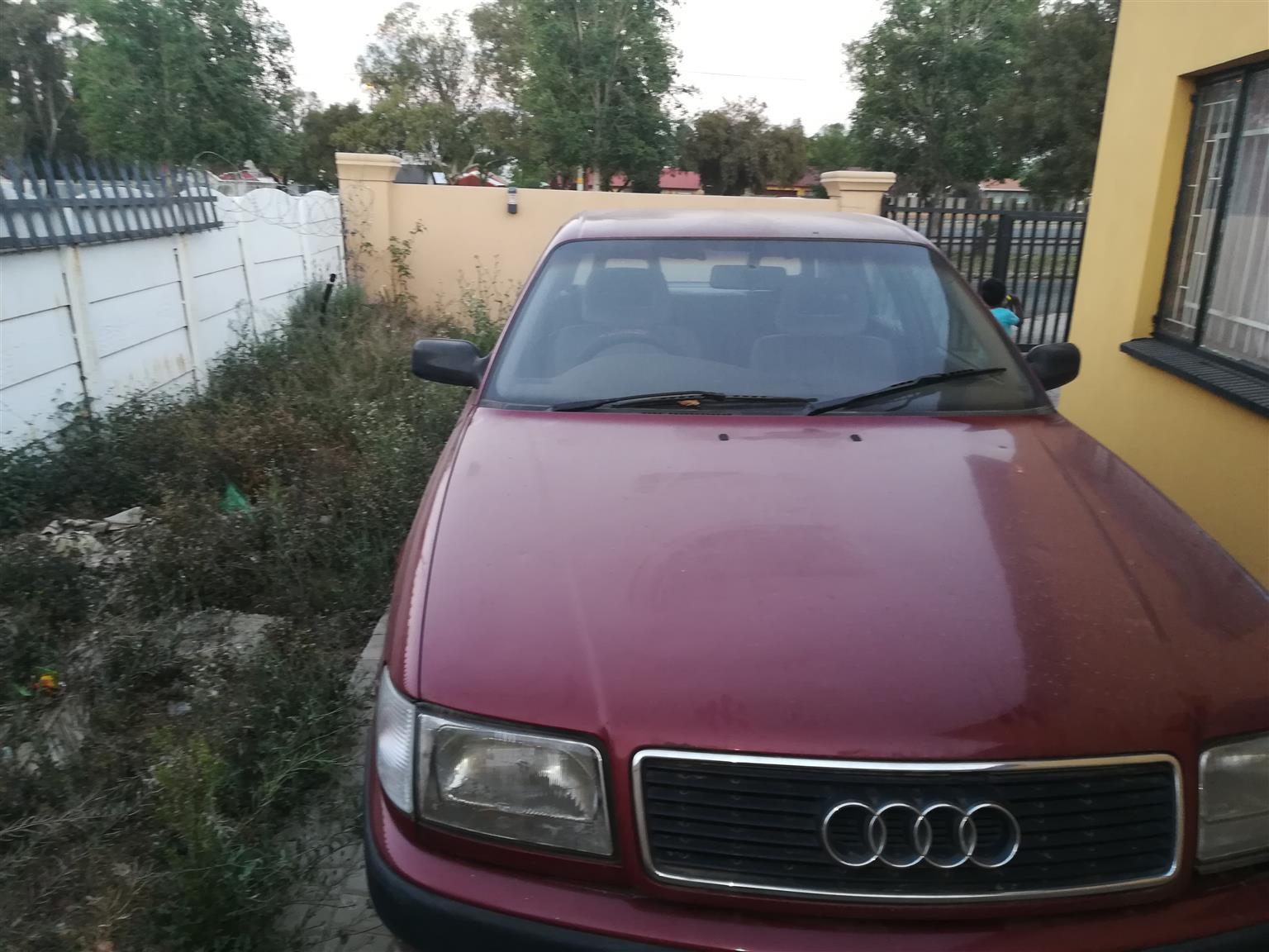 1996 Audi A6 2.4