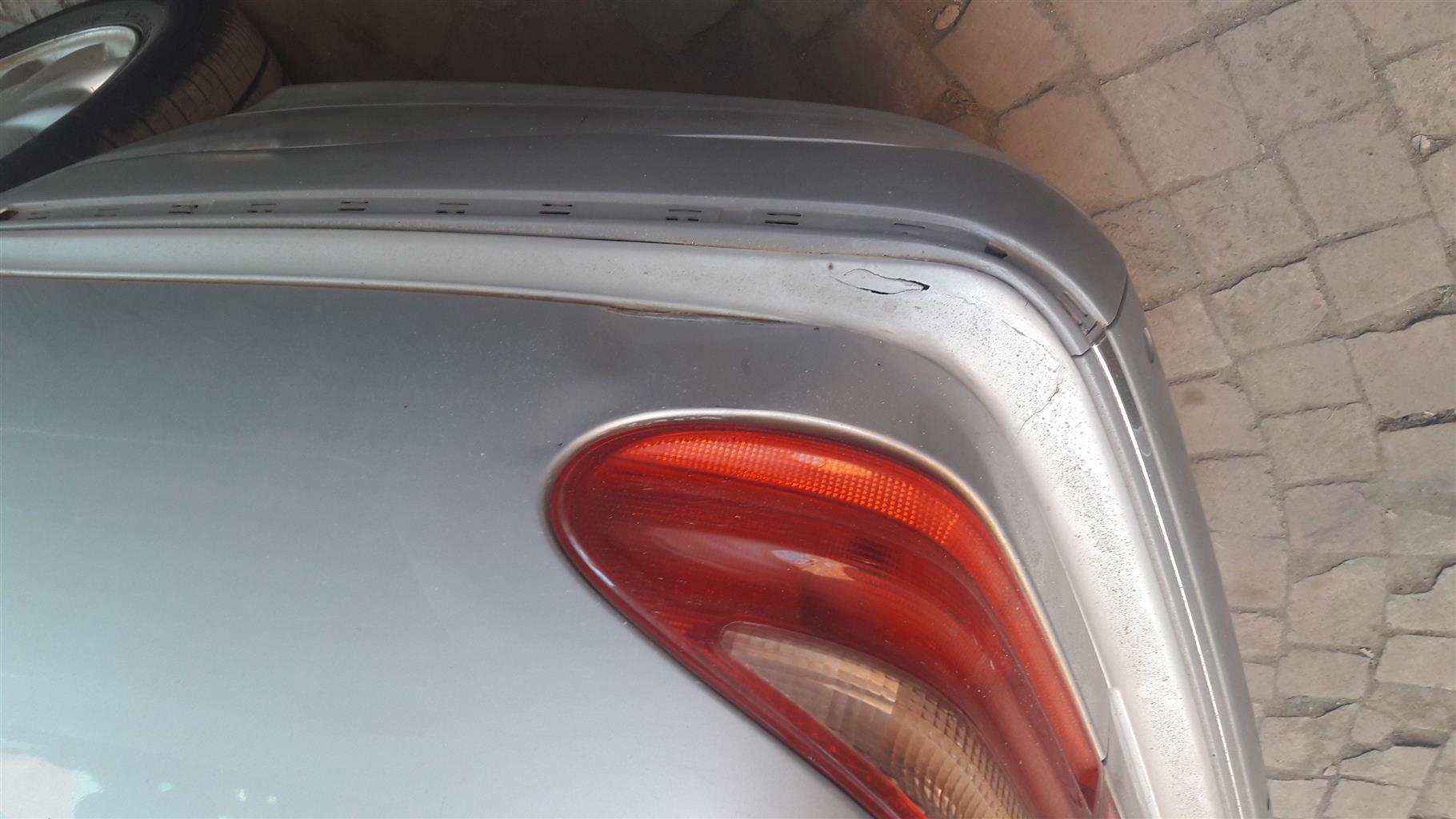 2000 Mercedes Benz E Class E320CDI Elegance