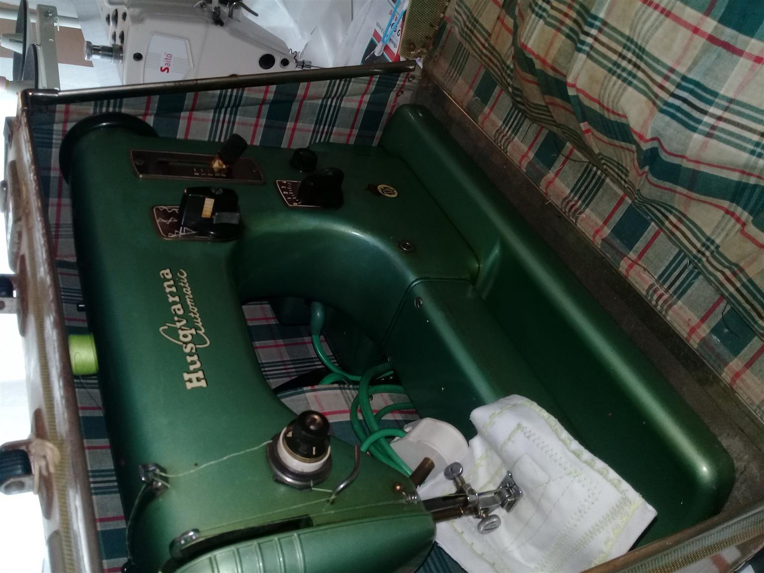Husqvarna Sewing Machine for sale