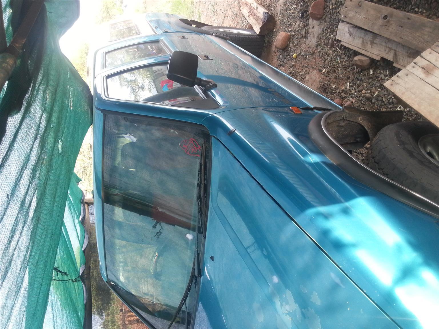 2001 Isuzu KB double cab KB 250 D TEQ HO HI RIDER P/U D/C