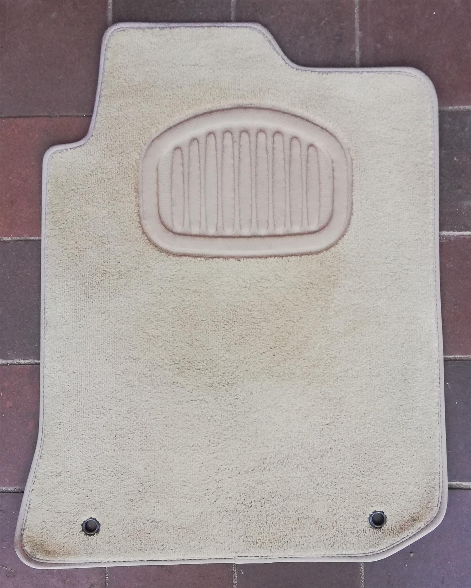 Rover 75 / MG ZT Car Mats
