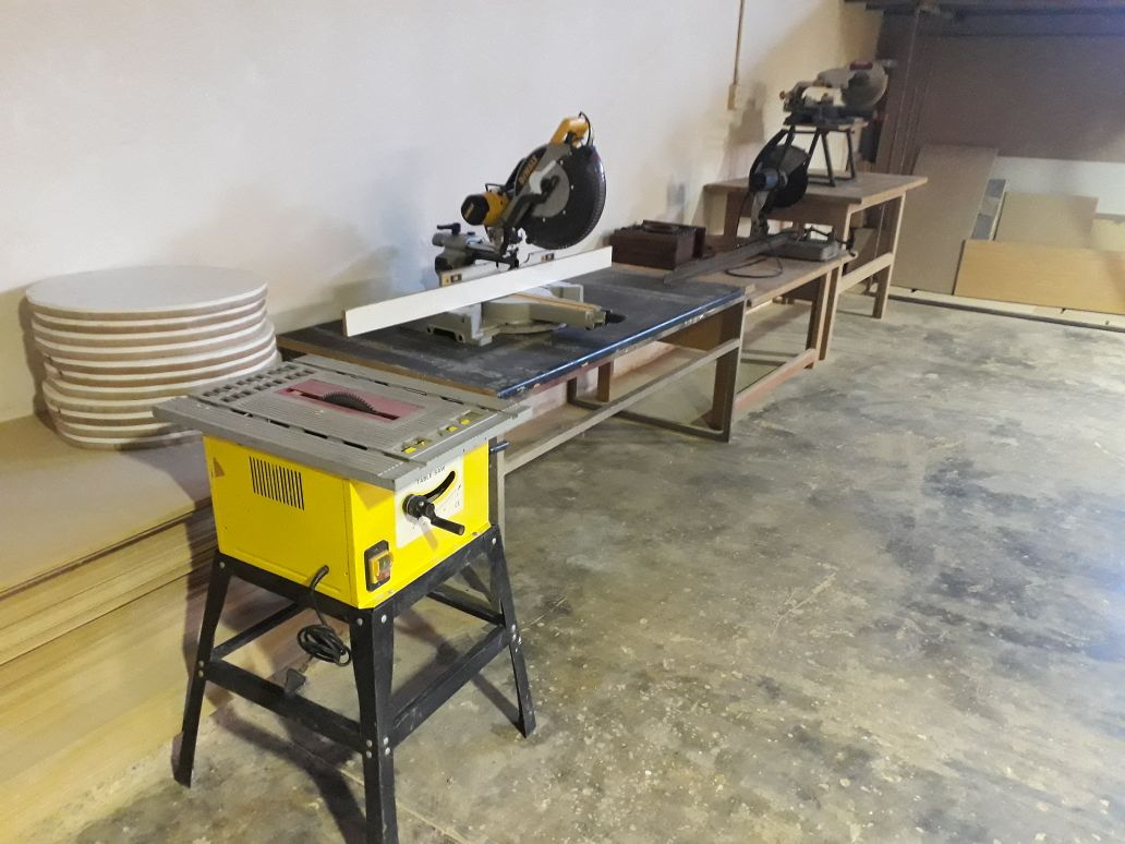 Woodworking business in Brakpan