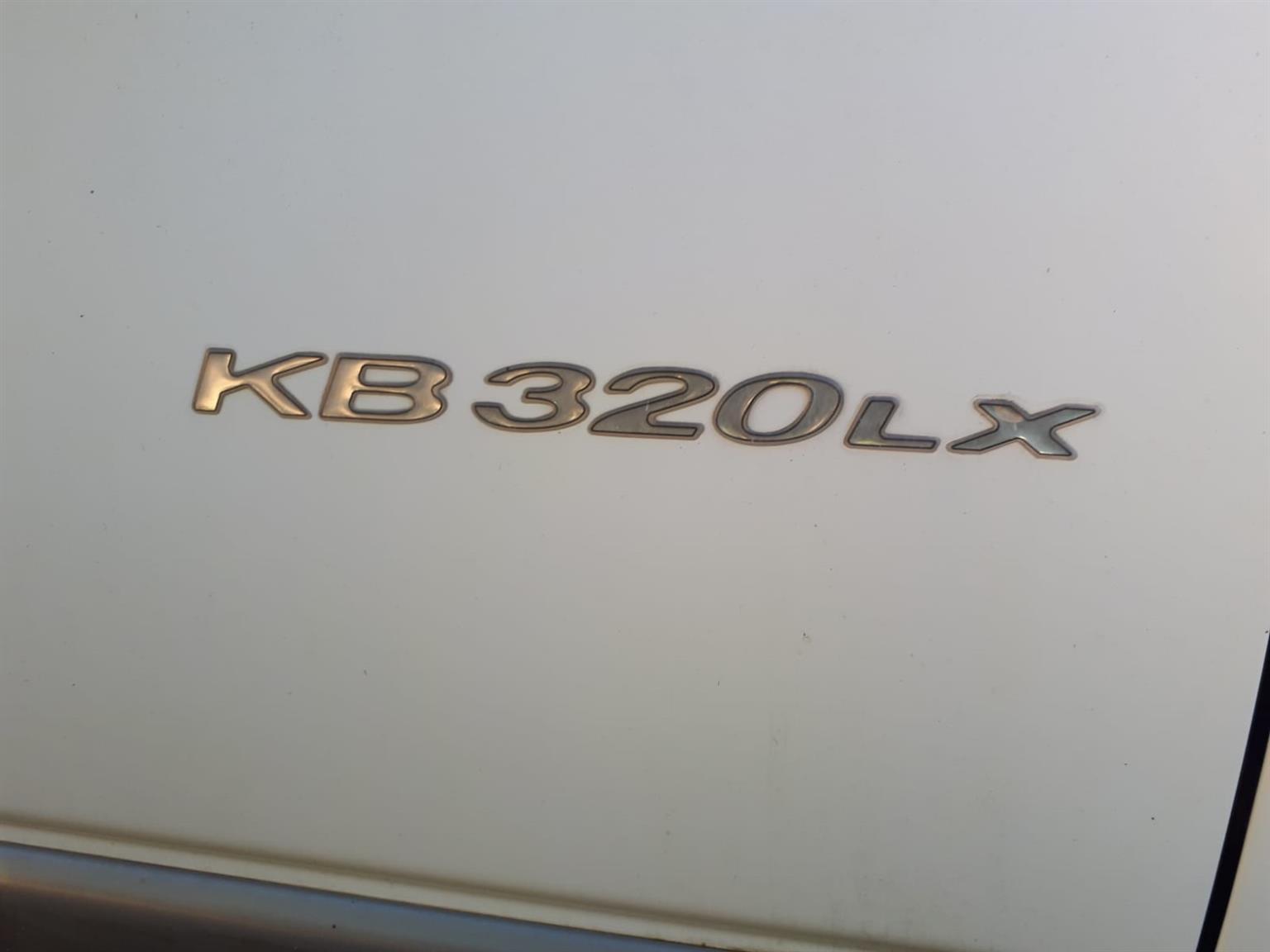 2003 Isuzu KB double cab KB 300 D TEQ LX P/U D/C