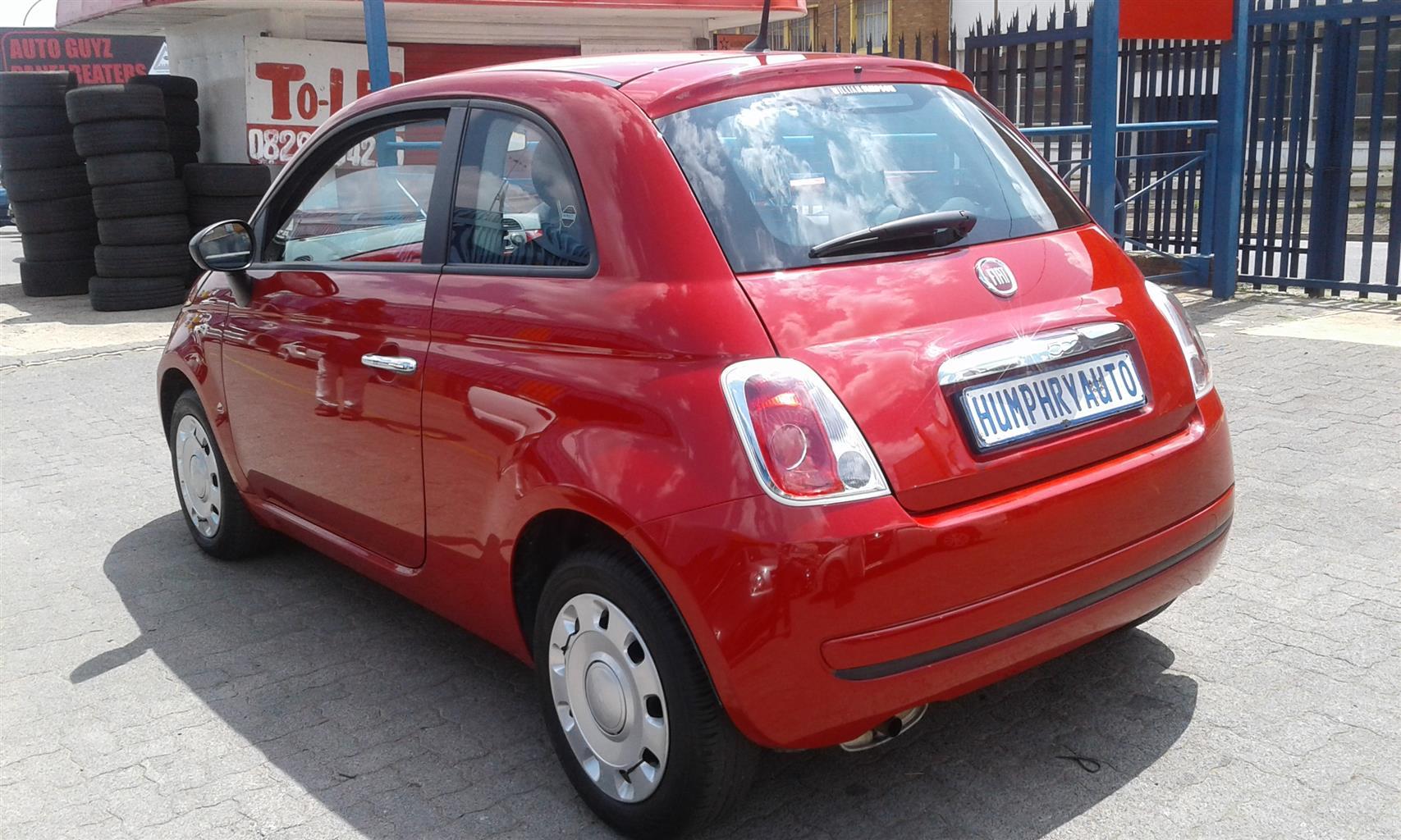 2016 Fiat 500 1.2