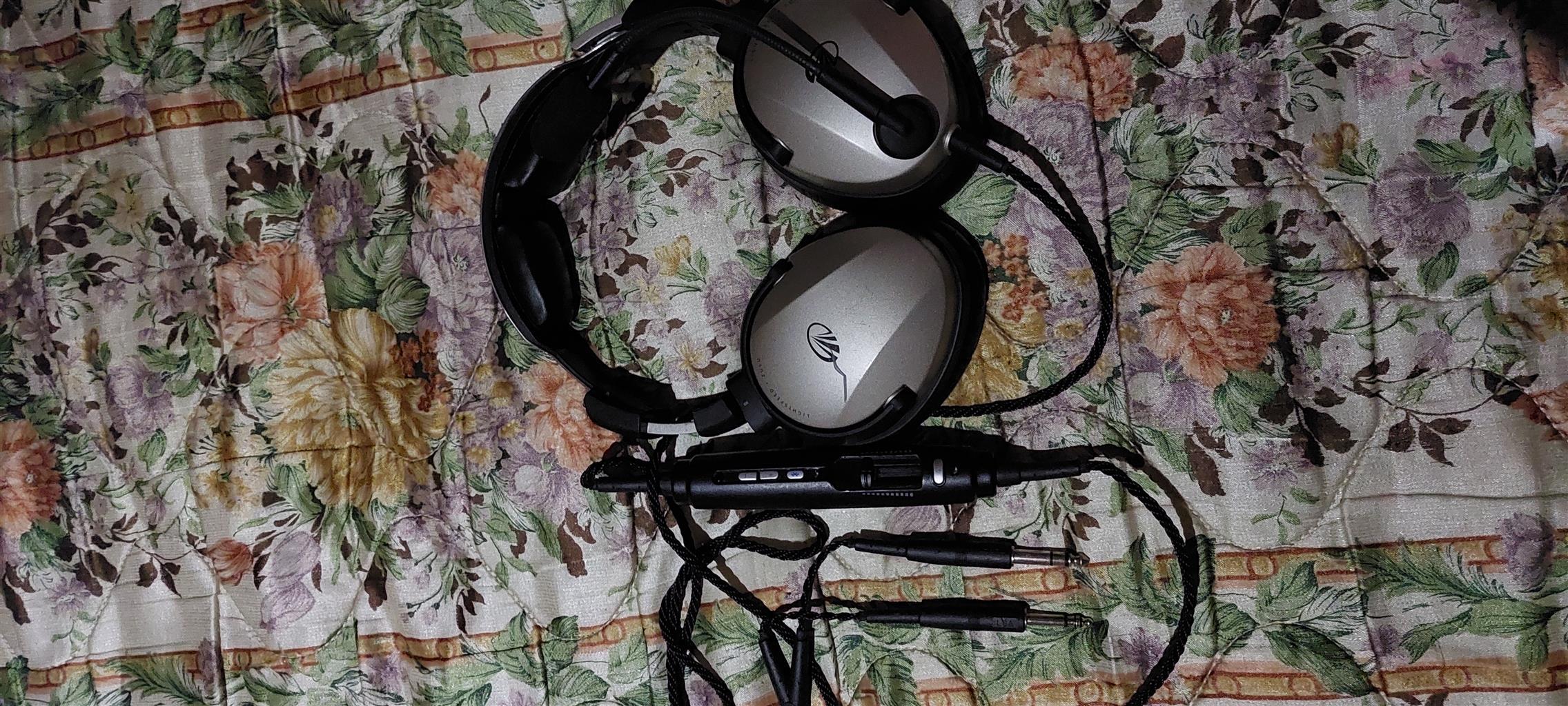 Lightspeed zulu 3 aviation headsets