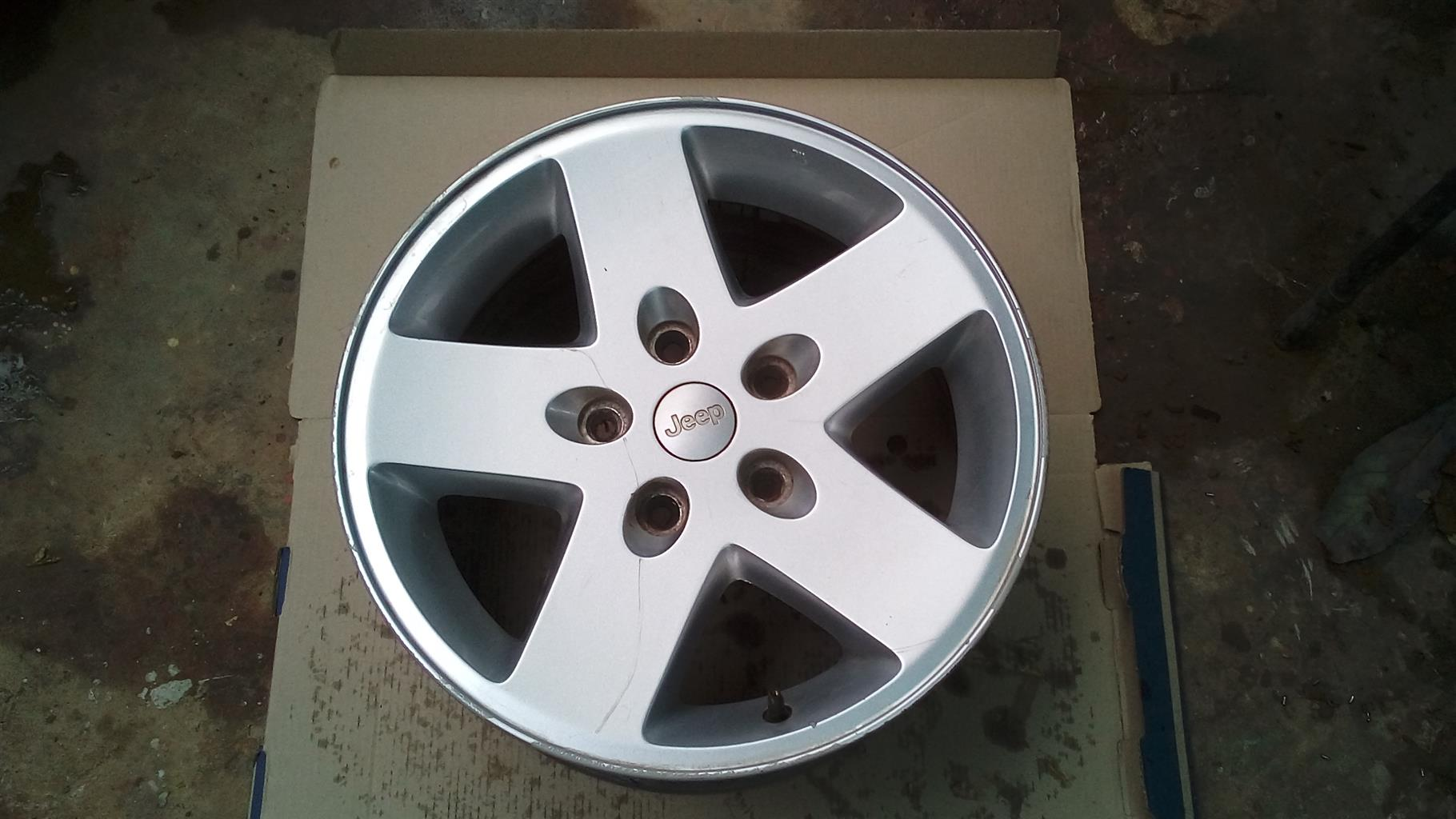 """Jeep mags 17"""" x 5"""