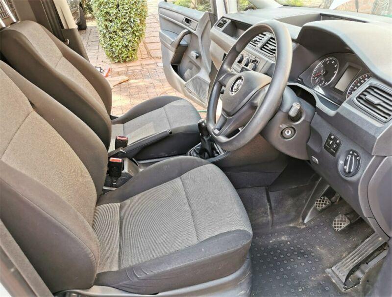 2016 VW Caddy 1,6