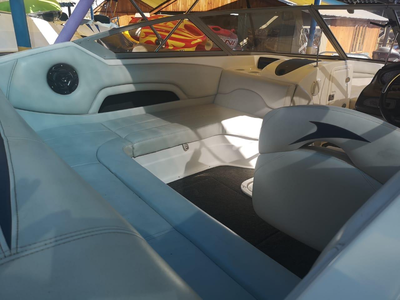 Panache 1950LX, 200Hp Evinrude E-Tec