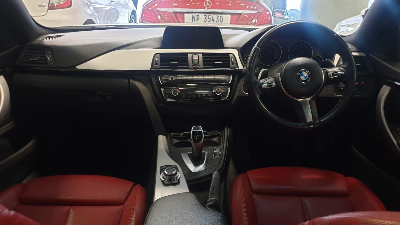 2017 BMW F36 4Series 420d GrandCoupe MPerformance Edition Sports-Auto GPRS