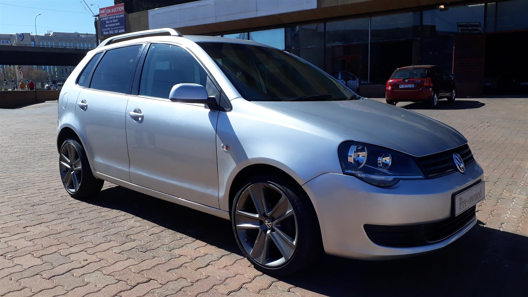 2014 VW Polo Vivo Maxx