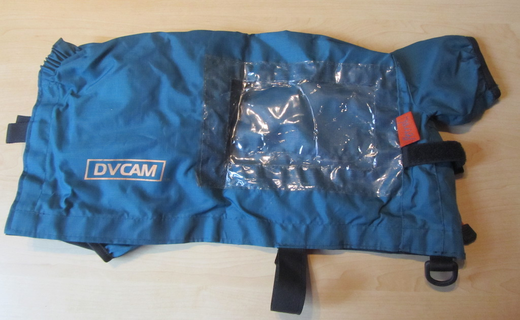 Petrol Rain Cover for PD 150 or small video cameras