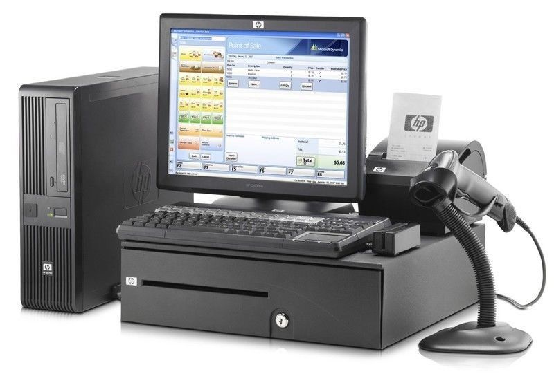 POINT OF SALE COMPLETE PC SET ON SALE