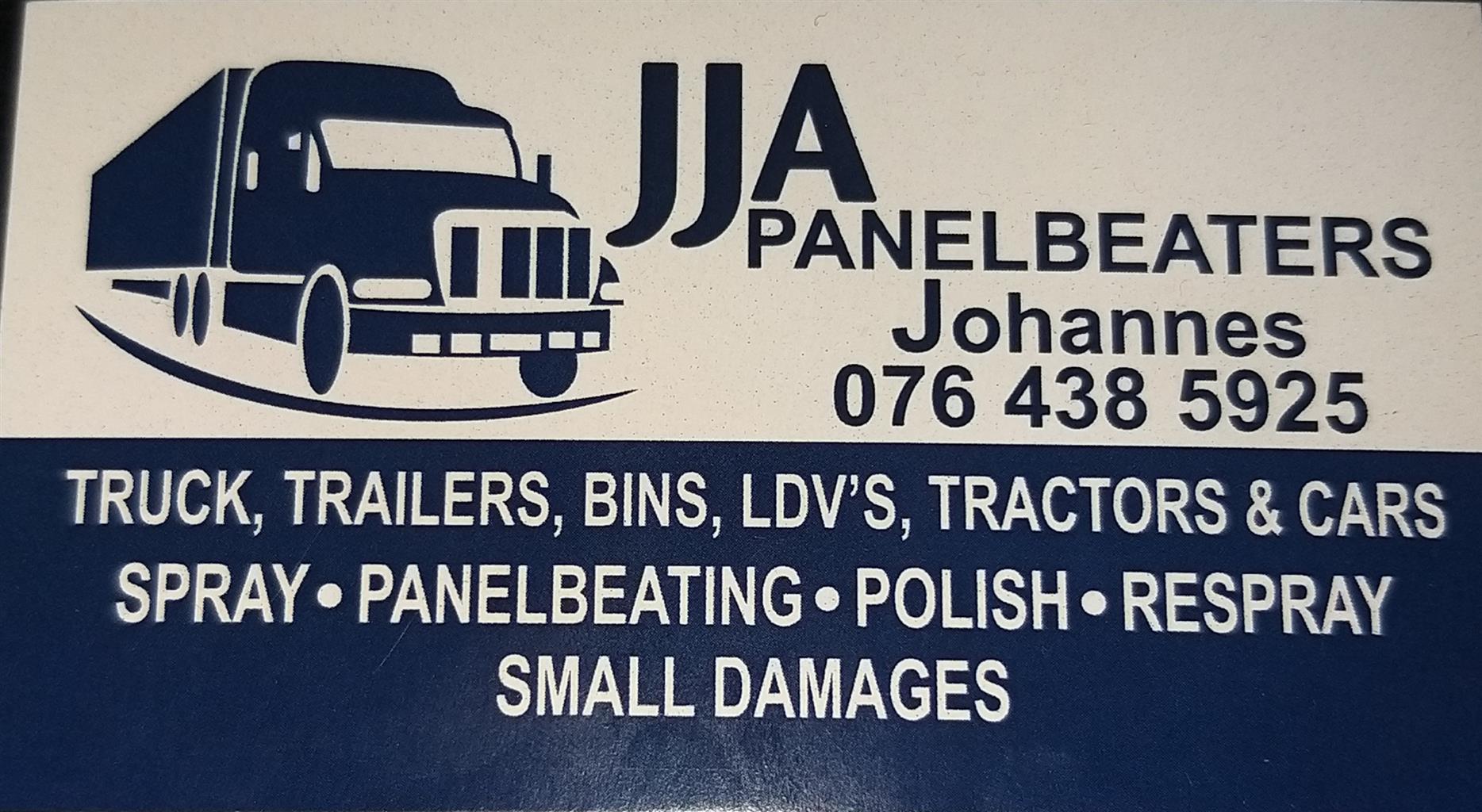 JJA -panelbeaters