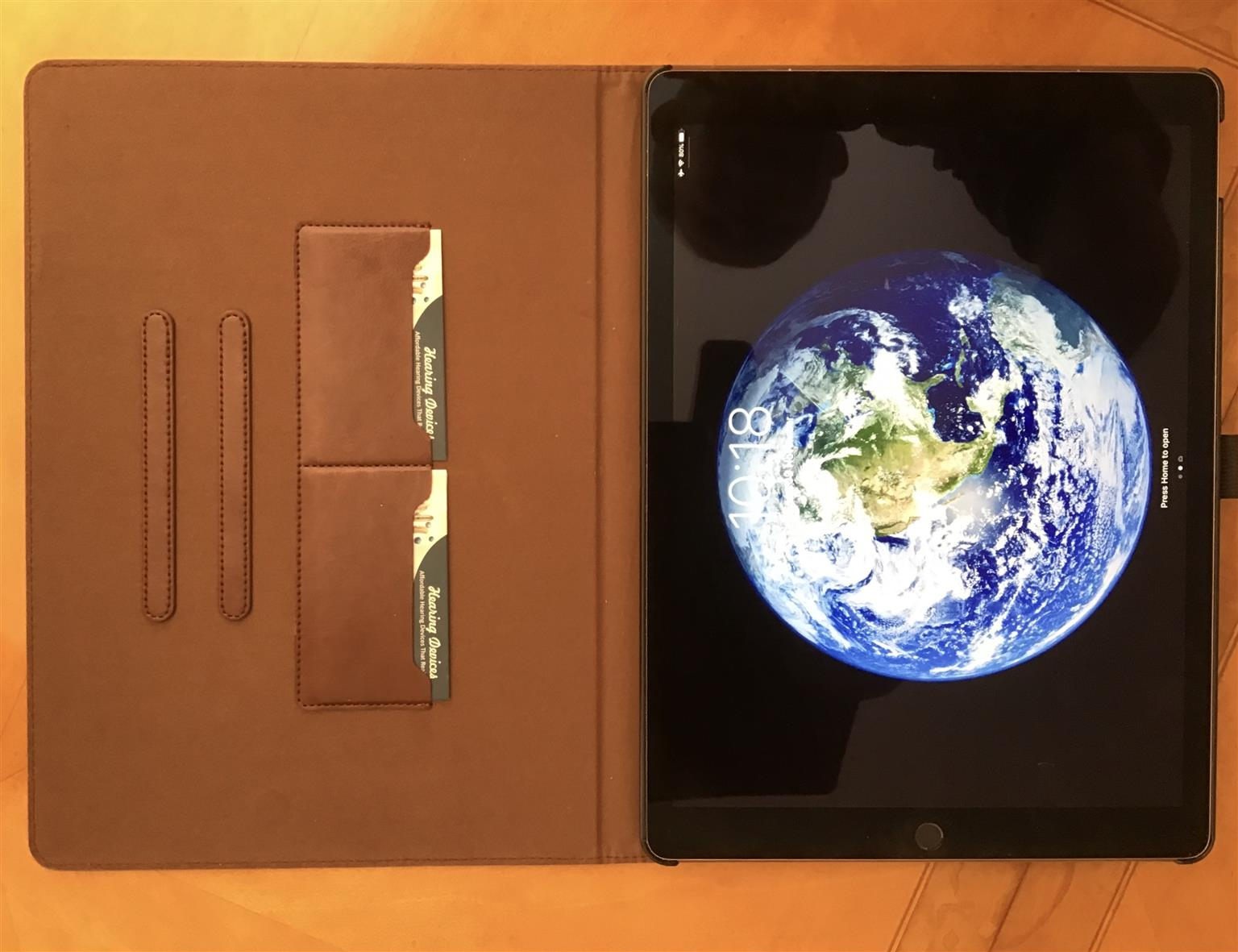 iPAD Genuine Leather Covers