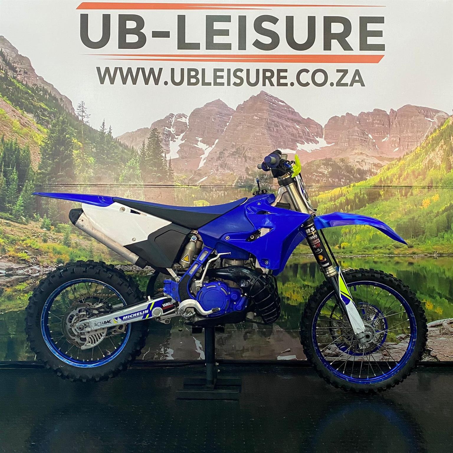 2019 YAMAHA YZ 250 X   UB LEISURE