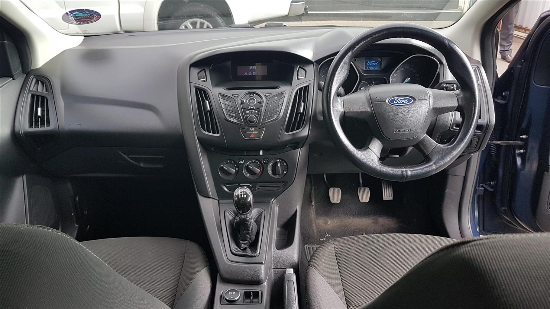 2012 Ford Focus hatch 1.6 Trend