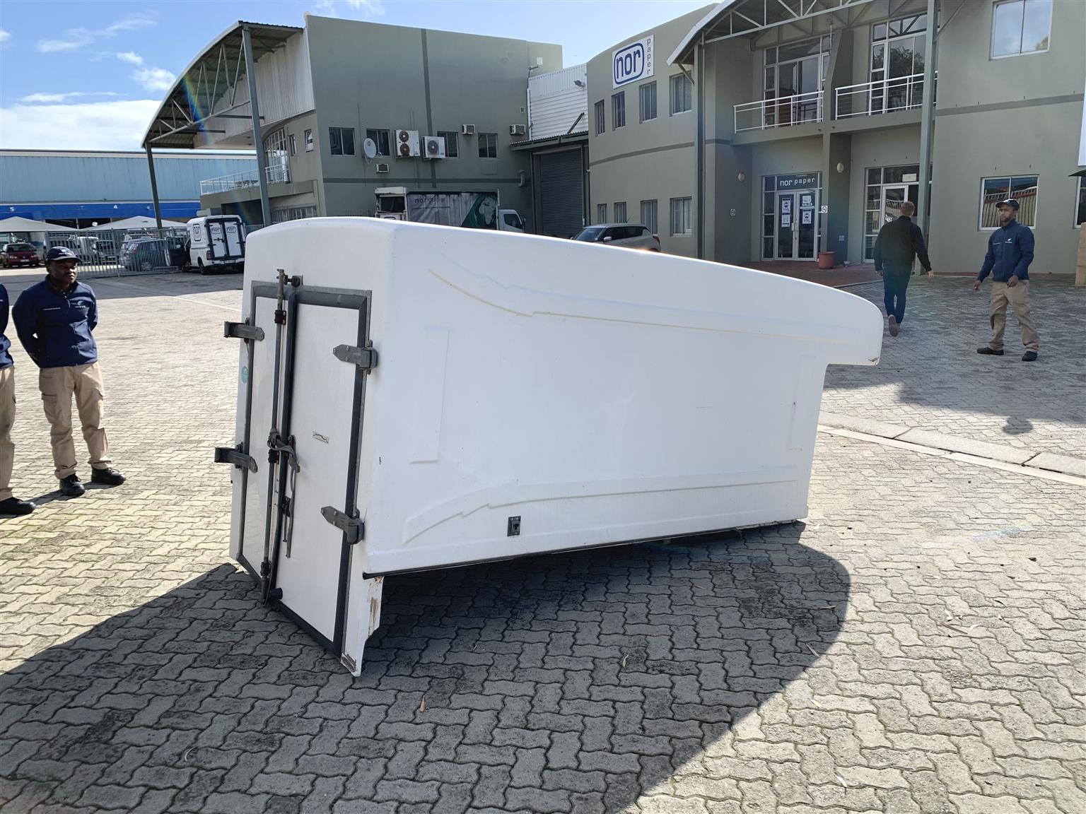 Space Saver Canopy (H100 K2700)