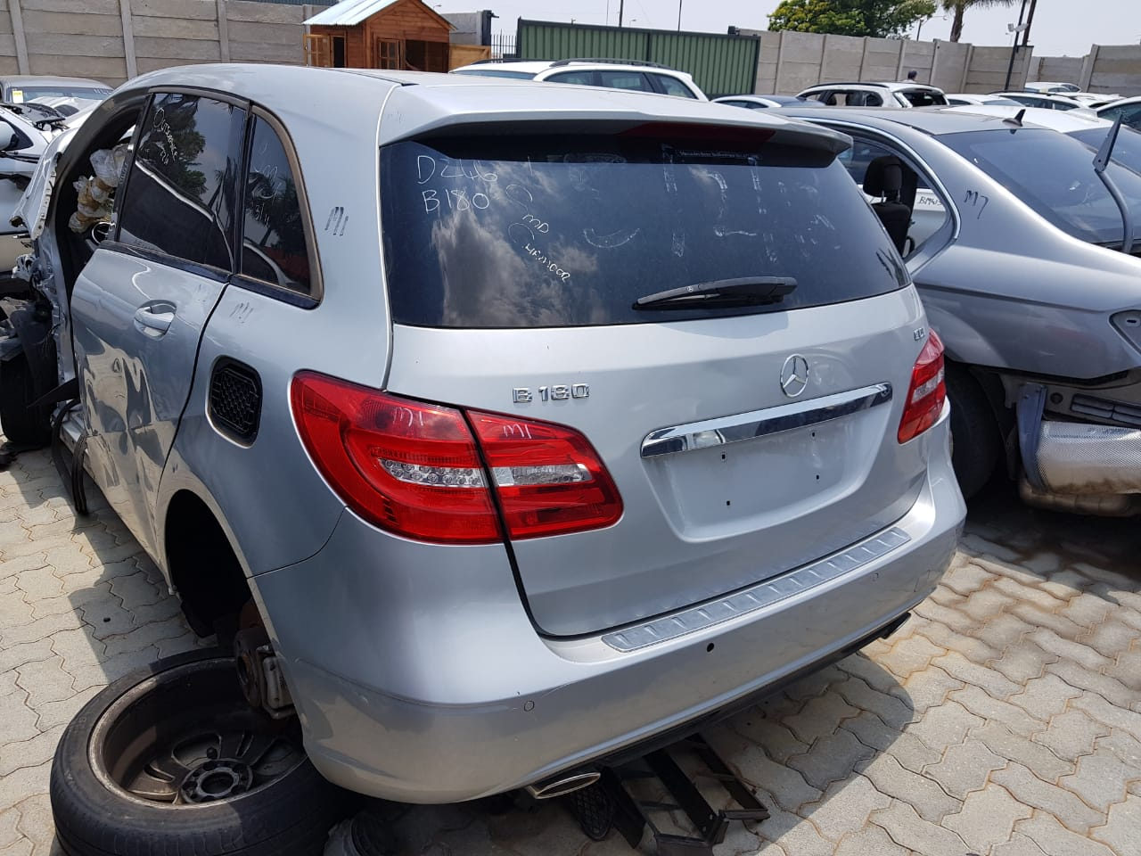 Various Mercedes Benz B Class Parts and Spares For Sale At DTB Spares