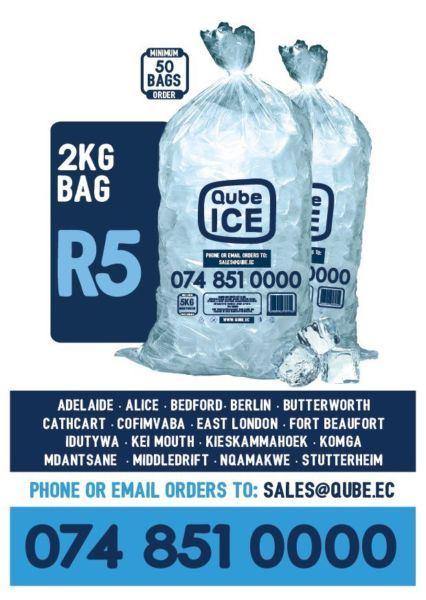 QubeIce ICECUBES | Junk Mail