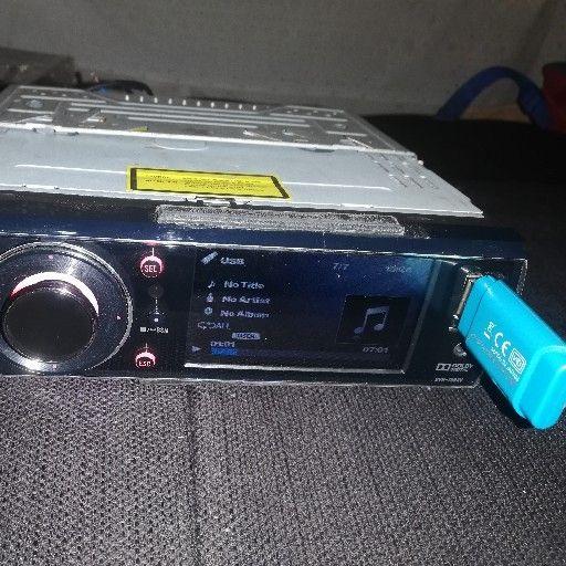 Pioneer DVD multi media player