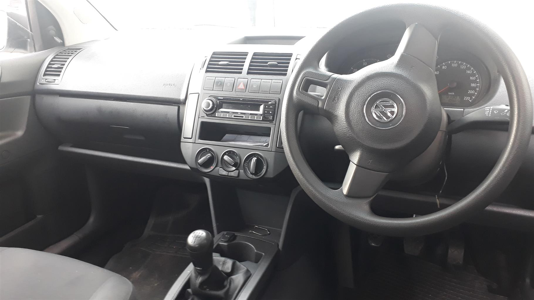 2016 VW Polo Vivo sedan