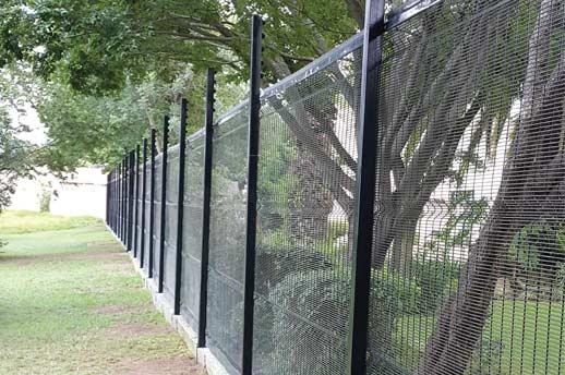 Clear vu fencing