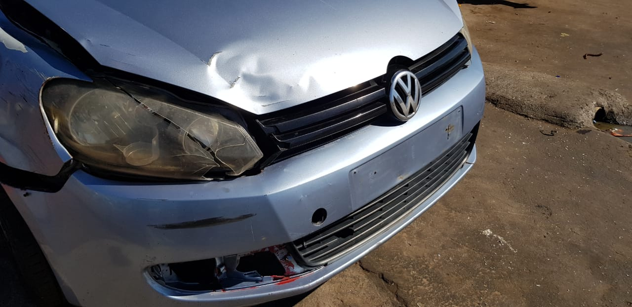 GOLF 6 1.6 TSI 2011 STRIPPING FOR SPARES