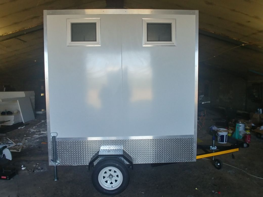Portable Toilets on Trailers R51999**
