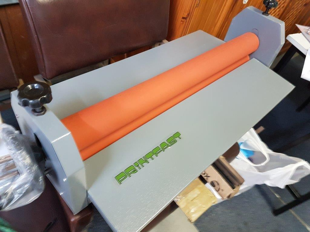 Cold Laminating machine PF700M manual NOW R3495 ex vat Special offer Limitied Stock