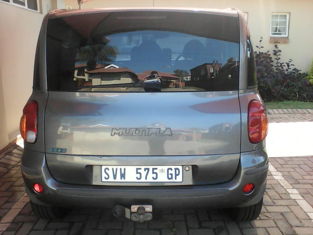 2003 Fiat Multipla 1.9JTD Dynamic
